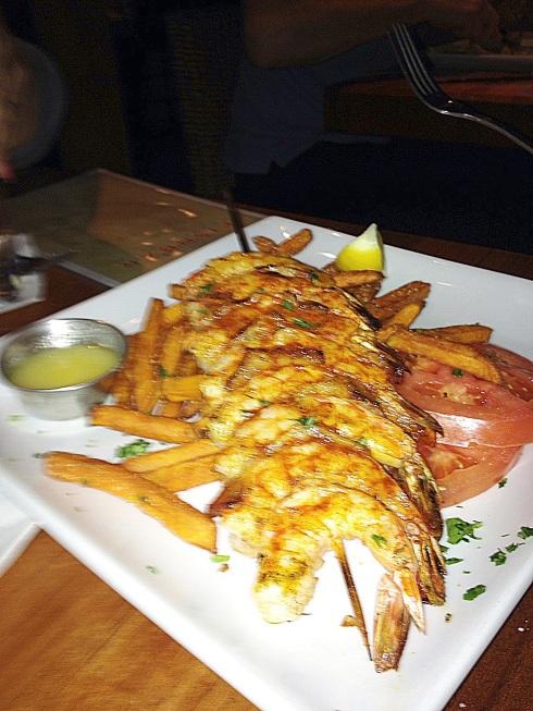 Fishbar Restaurant Manhattan Beach California