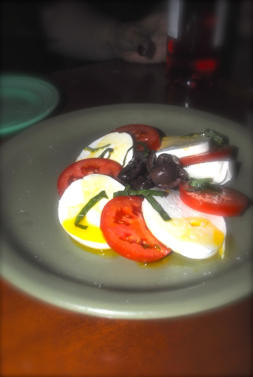 The Refreshing Caprese
