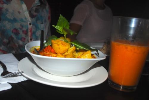 Golden curry