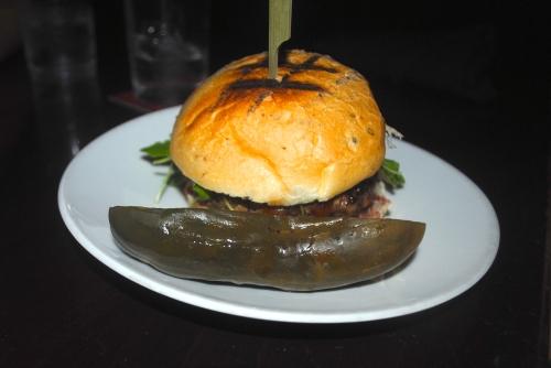 The Crow Burger