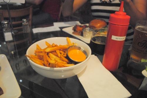 Fries, regular
