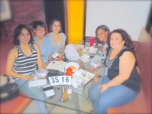 The Ladies in LA
