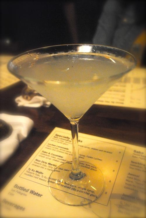 My Drink - a Ty Ku Mojito