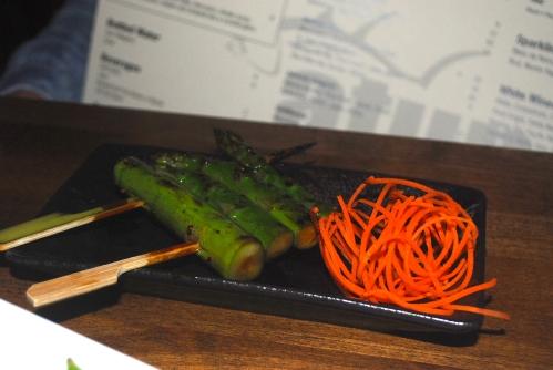 Asparagus Yakitori