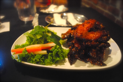 Ike's Vietnamese Fish Sauce Wings (don't let the fish sauce scare you)