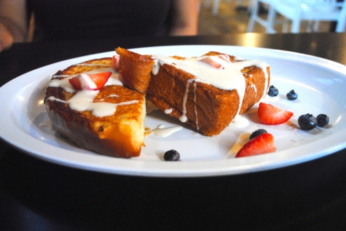 Wonderful French Toast