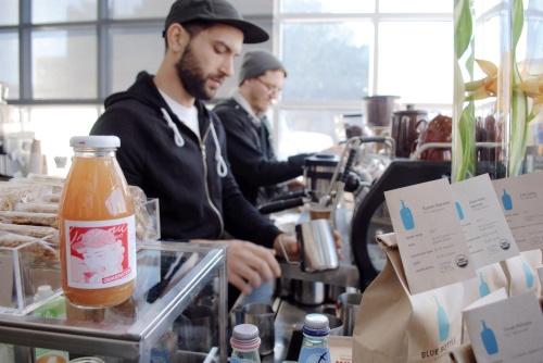 Blue Bottle Coffee - dianderthal