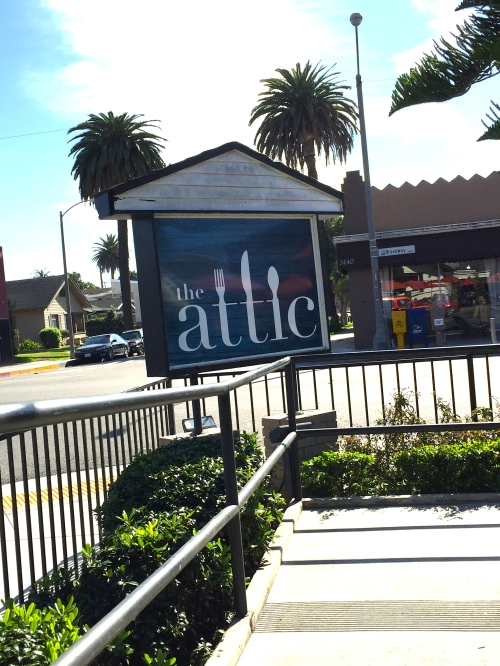 The Attic :: Long Beach :: dianderthal