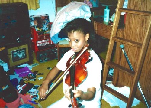 dianderthal violin